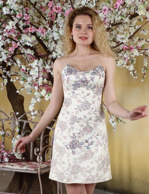 Платья Модель U 376