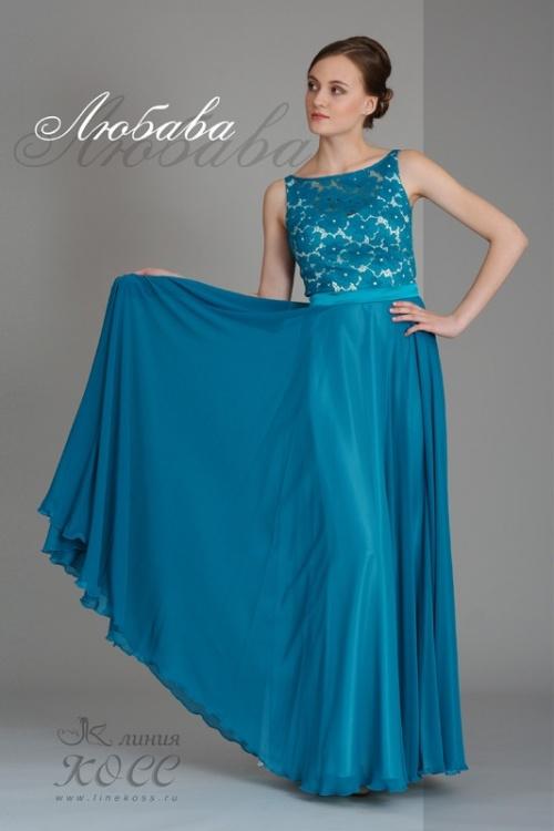 Женские платья Платье  Модель Любава 2