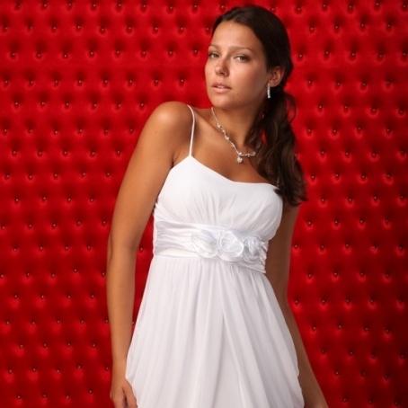 Платье для беременной на регистрацию брака 40
