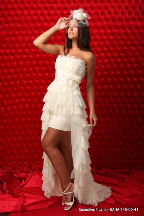 Свадебные платья Модель T-192 p