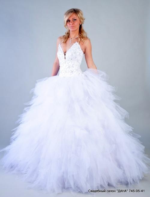 Свадебные платья Модель 15