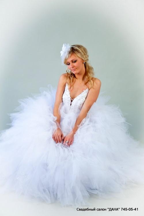 Свадебные платья Модель 16
