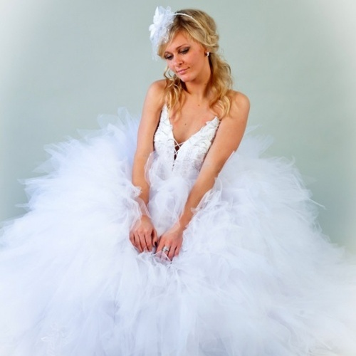 b9574503c241dc1 Пышные свадебные платья / Страница 5