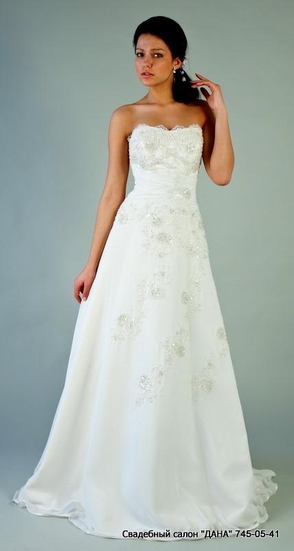 Свадебные платья Свадебное платье  Модель 18