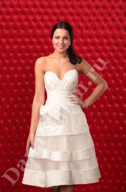 Женские платья Платье  Модель U 128