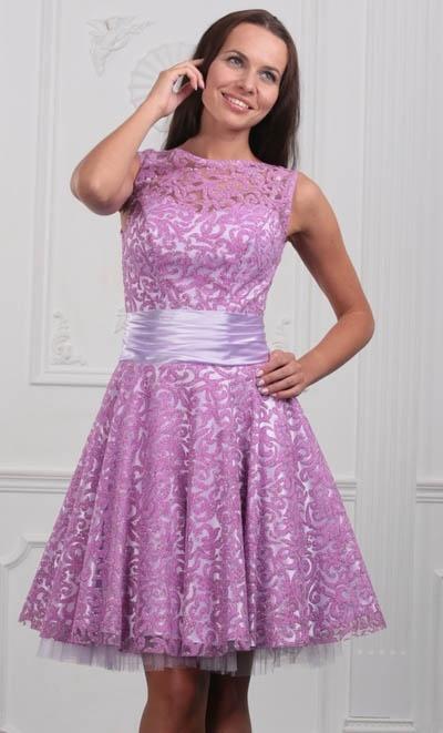 Платья Модель U 122
