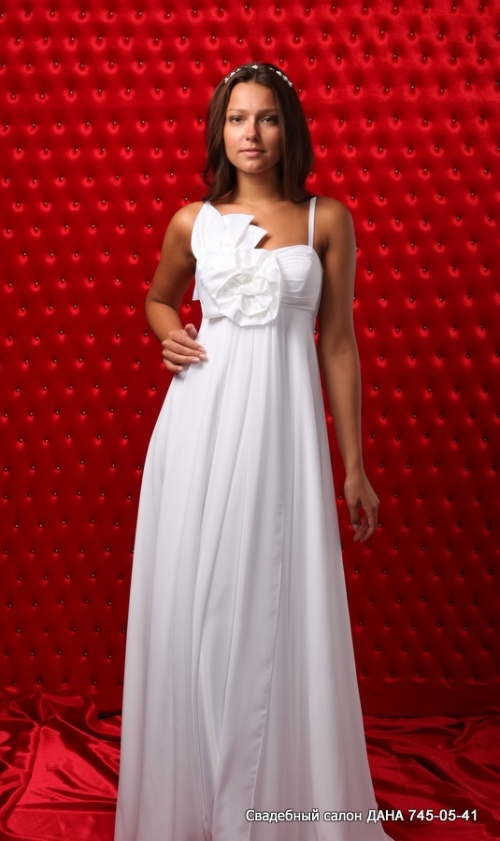 Свадебные платья Свадебное платье  Модель Флора
