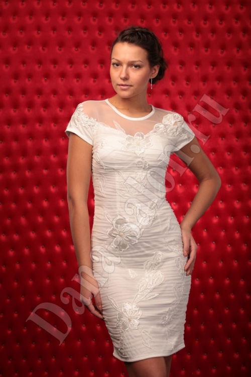 Свадебные платья Модель J 4254