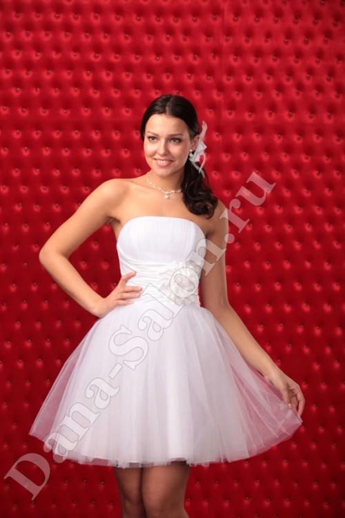 Свадебные платья Модель U 77 белое