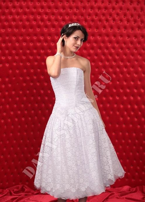 Свадебные платья Модель 6321
