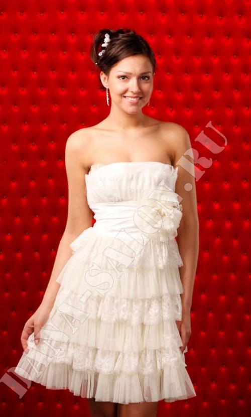 Свадебные платья Модель T 1116