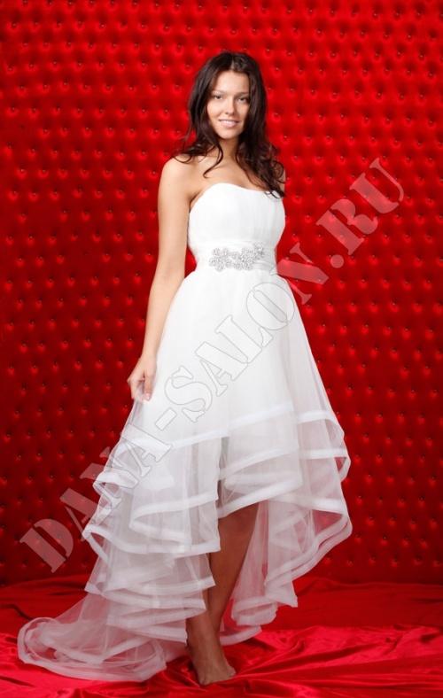 Свадебные платья Модель Марибель