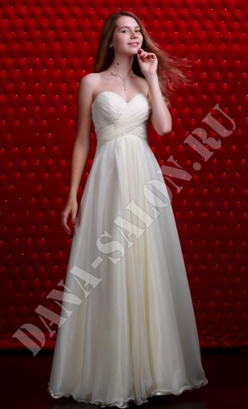 Свадебные платья Свадебное платье  Модель Тесси