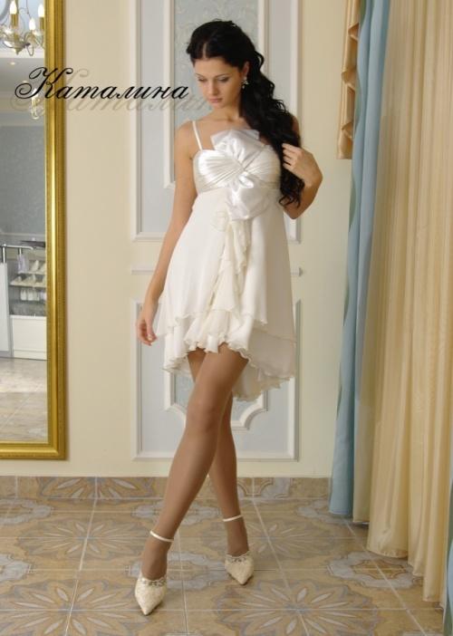 Свадебные платья Модель Каталина