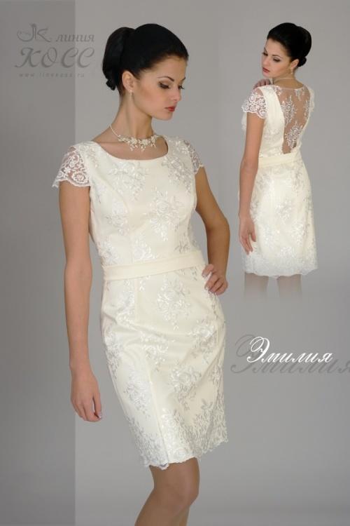 Свадебные платья Модель Эмилия