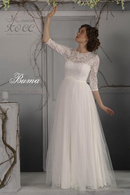 Свадебные платья Вита