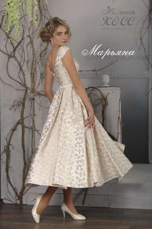 Свадебные платья Свадебное платье  Марьяна