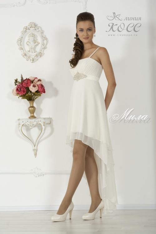 Свадебные платья Мила