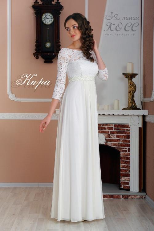 Свадебные платья Свадебное платье  Кира