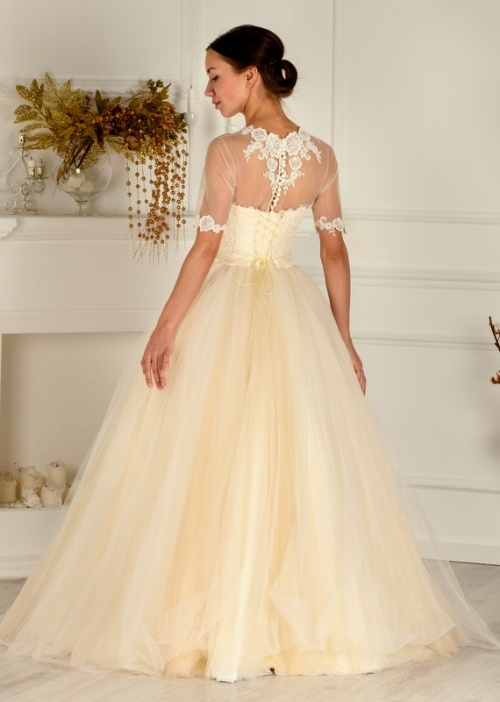 Свадебные платья UN 419