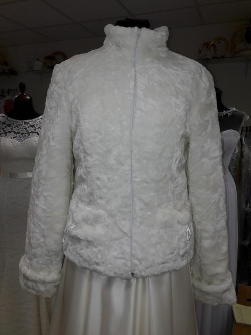 Свадебные платья Шубка для свадебного платья