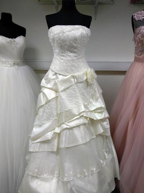 Остатки коллекций платьев Модель 2611