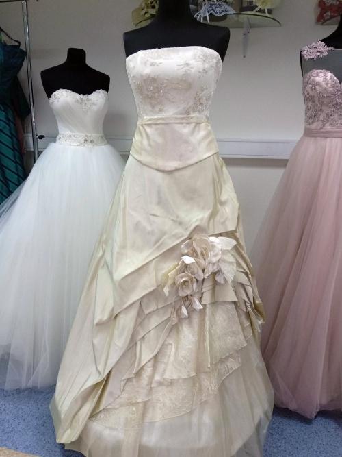 Остатки коллекций платьев Модель 2141