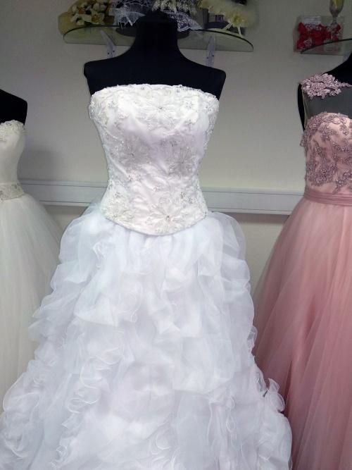 Остатки коллекций платьев Модель 1318