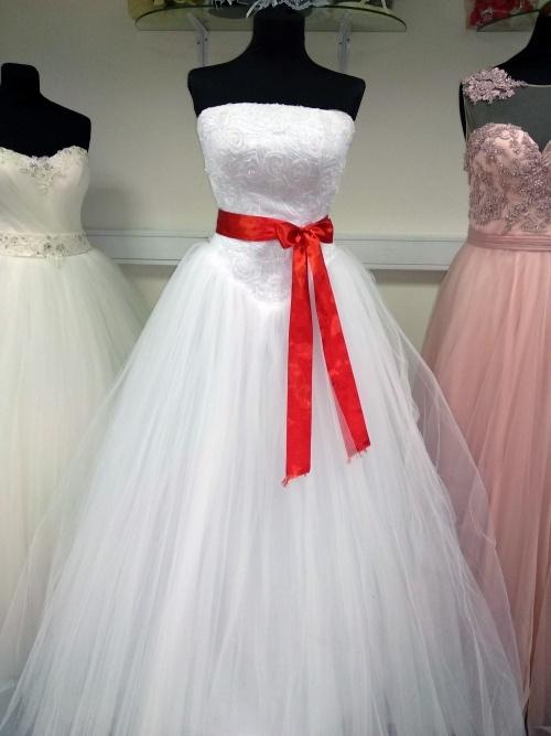 Остатки коллекций платьев Модель 3956