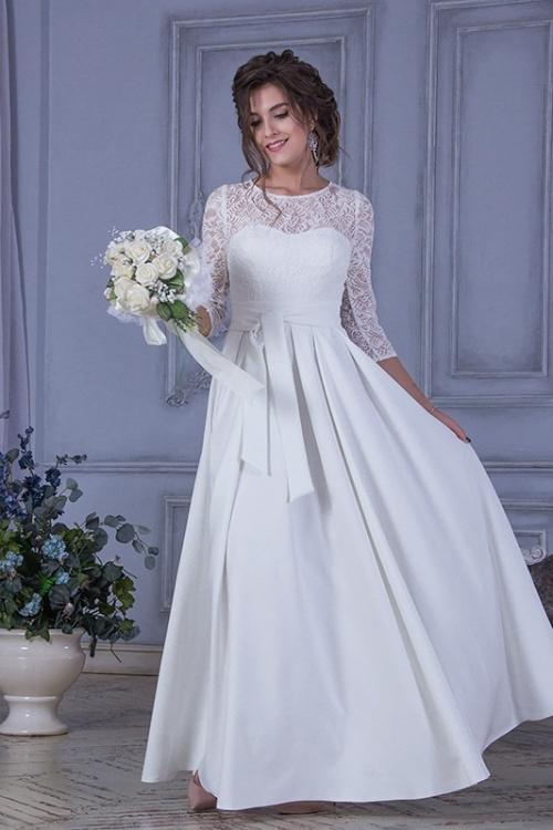 Свадебные платья Модель 768