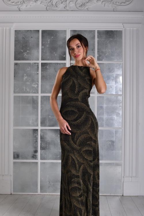 Платья Модель UN 435
