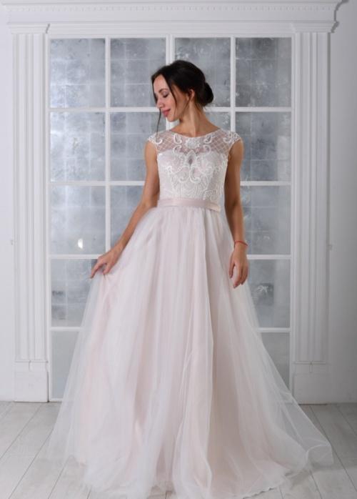 Свадебные платья Модель UN 439
