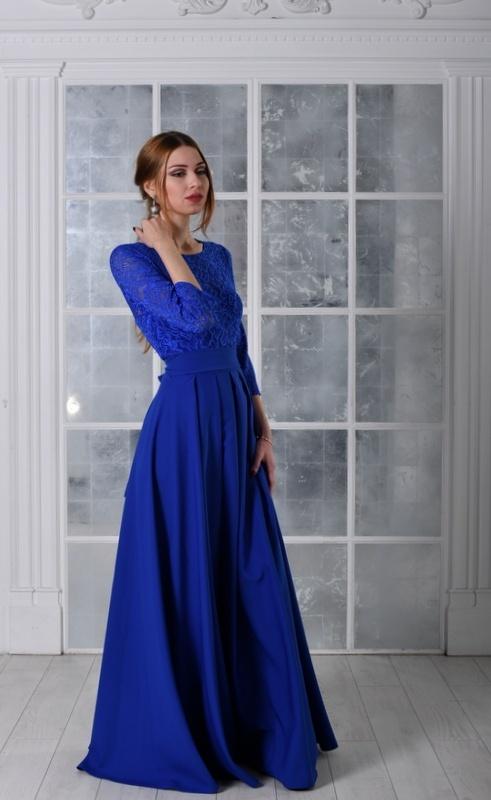 Платья Модель UN 440