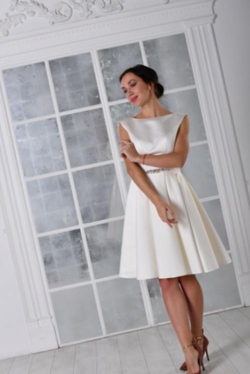 Свадебные платья Модель UN 442