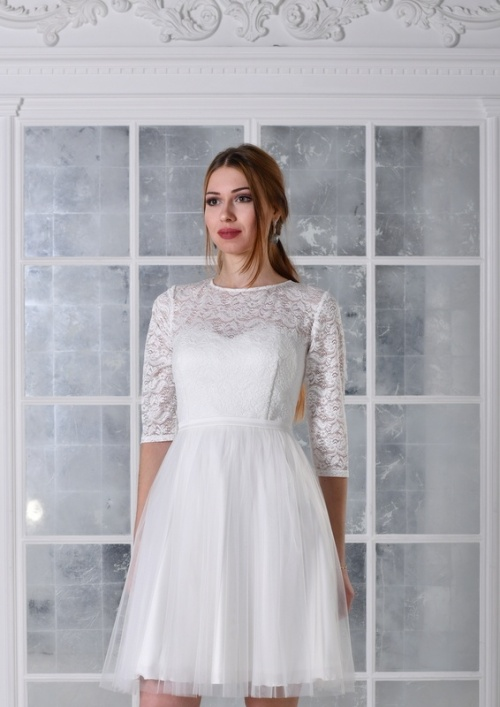 Свадебные платья Свадебное платье  Милана