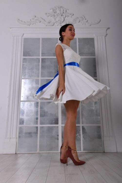 Свадебные платья Модель UN 444
