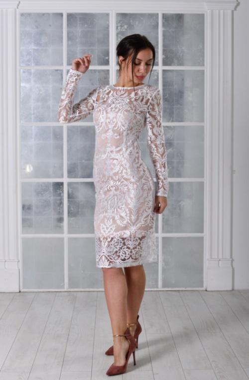 Свадебные платья Модель UN 445