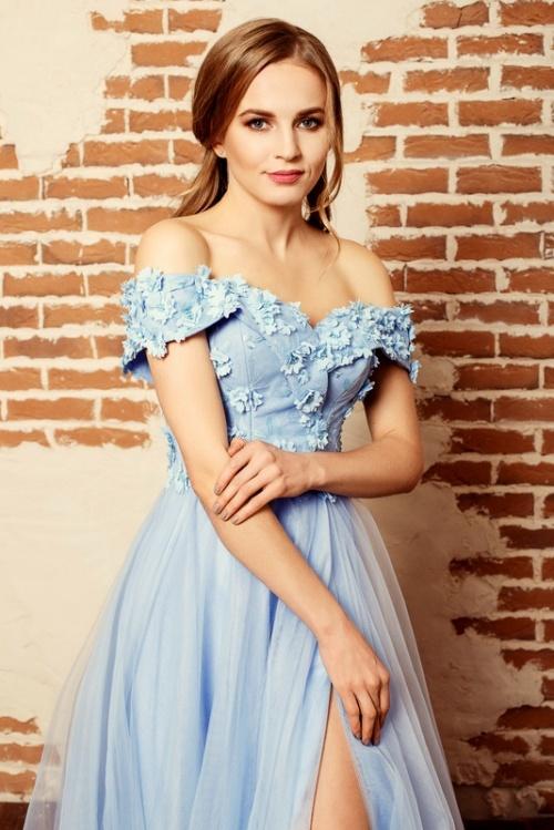Женские платья Выпускное платье NC 509