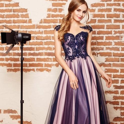 aa5e38cf86a7df5 Платья на выпускной - новые модели 2019, разнообразные материалы ...