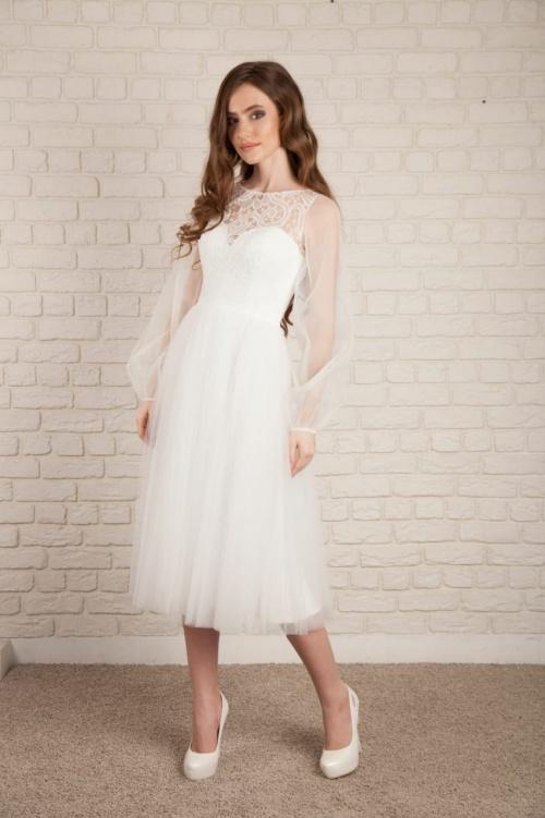 Свадебные платья Свадебное платье  Лайза