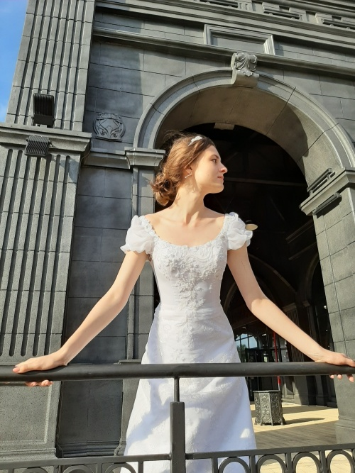 Свадебные платья Свадебное платье  Элоиза