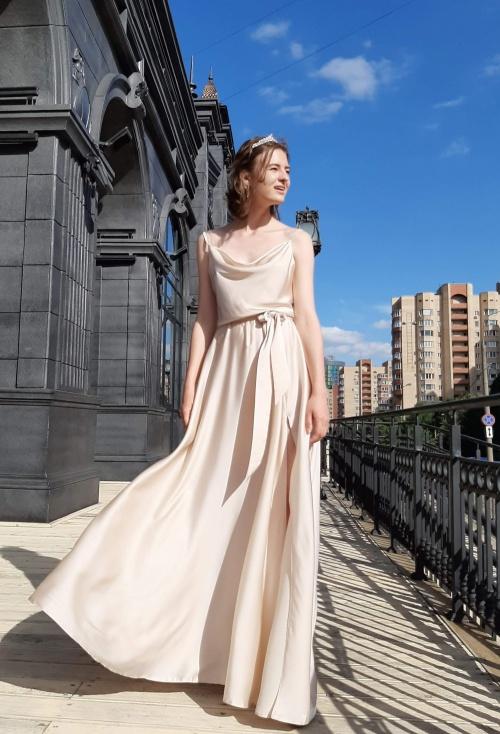 Свадебные платья Свадебное платье  Эллада