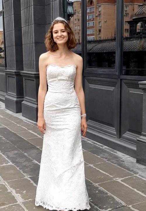 Свадебные платья Апполин