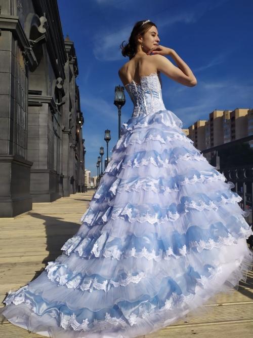 Свадебные платья Свадебное платье  Арьяна