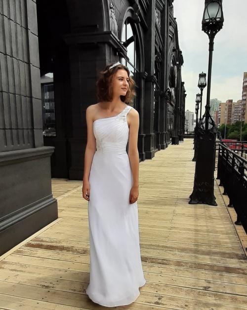 Свадебные платья Свадебное платье  Афина