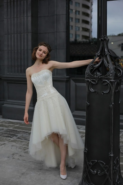 Свадебные платья Свадебное платье  Радослава