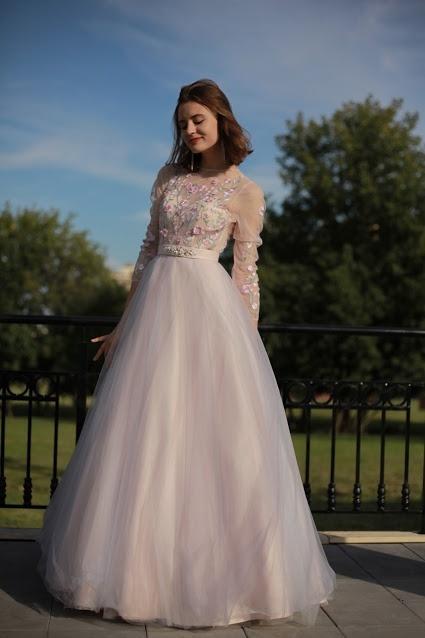 Свадебные платья Малика