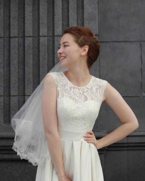 Свадебные платья Свадебное платье  Тэкера