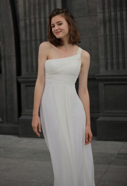 Свадебные платья Свадебное платье  Тефия