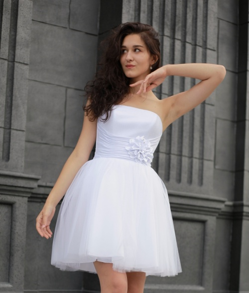 Свадебные платья Тэсси